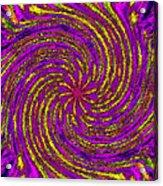 The Pinwheel Acrylic Print