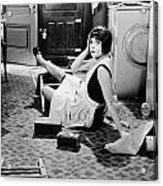 The Play Girl, 1928 Acrylic Print