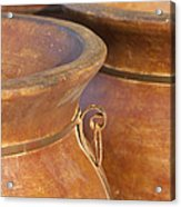 The Potters Wares Acrylic Print