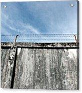 The Prison Walls Acrylic Print