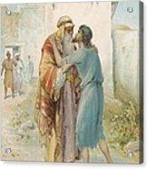The Prodigal's Return Acrylic Print