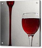 The Promised Wine Acrylic Print