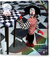 The Puppet Freedom Acrylic Print