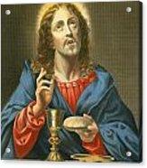 The Redeemer Acrylic Print