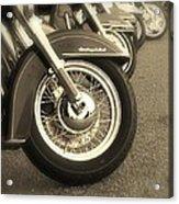 The Ride Acrylic Print