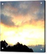 The Rising Sun  Acrylic Print