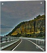 The Road Ahead Acrylic Print