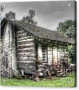 The Rural Life Acrylic Print