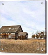 The Schoolhouse Acrylic Print