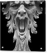 The Scream Acrylic Print by Christine Till