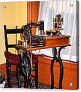 The Sewing Room Acrylic Print
