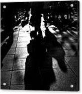 The Shadow Acrylic Print