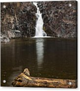 The Shallows Waterfall 2 Acrylic Print
