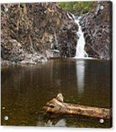 The Shallows Waterfall 3 Acrylic Print
