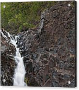 The Shallows Waterfall 4 Acrylic Print