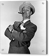 The Show-off, Red Skelton, 1946 Acrylic Print by Everett