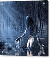 The Siren Acrylic Print