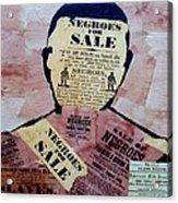 The Slave Acrylic Print