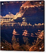 The Spectacular Grand Canyon Acrylic Print