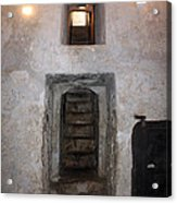 The Stairs To John The Baptist Tomb Acrylic Print