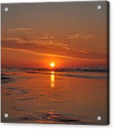 The Sun Also Rises Acrylic Print
