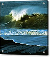 The Surf Motel Acrylic Print