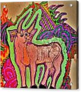 The Taurus Acrylic Print