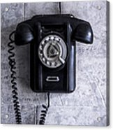 The Telephone. Acrylic Print