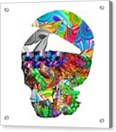The Thought Escapes Me Acrylic Print