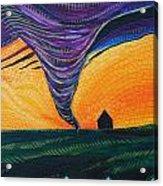The Tornado Acrylic Print