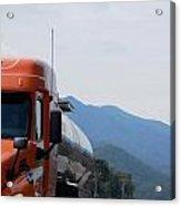 The Truck Acrylic Print