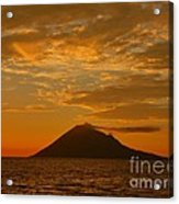 The Ultimate Sunset Acrylic Print