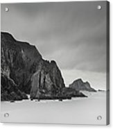 The Undiscovered Planet Acrylic Print