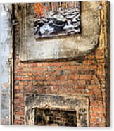 The Value Of Art Acrylic Print by JC Findley