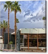 The View Palm Springs Acrylic Print