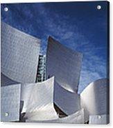 The Walt Disney Concert Hall, By Frank Acrylic Print