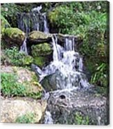 The Waters Shall Spring Forth From The Ground Vi Acrylic Print