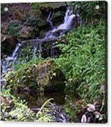 The Waters Shall Spring Forth From The Ground Viii Acrylic Print