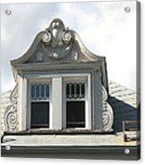The Window Quebec City Acrylic Print
