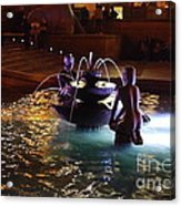 The Youth Fountain Acrylic Print