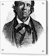 Theodore D. Weld (1803-1895) Acrylic Print