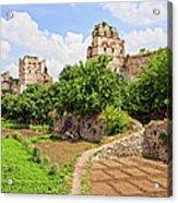 Theodosius Walls In Istanbul Acrylic Print