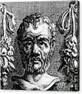 Theophrastus, Ancient Greek Polymath Acrylic Print