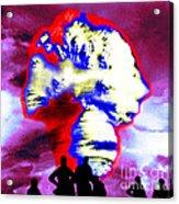 Thermonuclear Detonation Acrylic Print