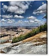 Thin Cover Acrylic Print