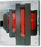 Thinking Machine Cm-5 Massively Parallel Computer Acrylic Print
