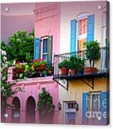 This Is Charleston South Carolina Acrylic Print