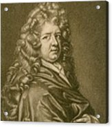 Thomas Betterton C. 1635-1710, Leading Acrylic Print
