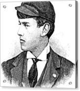Thomas E. Burke Acrylic Print
