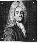 Thomas Forster (1675-1738) Acrylic Print